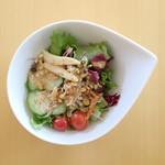 cafe de lacasa - お野菜たっぷり!20品目のサラダ