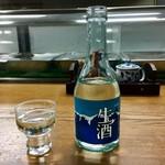 手打ちそば純 - [2018/03]大雪渓 生酒300ml