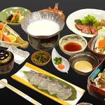懐石松や - 料理写真:
