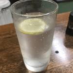 大衆酒場カネス - 焼酎ハイボール