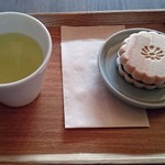 ゆる蕾 - 朝茶セット\648込