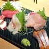 個室と海の台所 虎魚