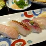 ふるさと - 握り寿司
