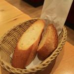 コメダ珈琲店 - フランスパン付き