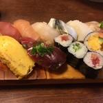 みどり寿司 - サービスランチ大盛り800円