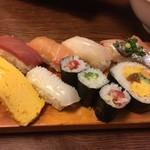 みどり寿司 - サービスランチ650円
