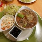 ウサギ ボタニカ - 今週のマクロビ定食