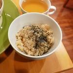 ウサギ ボタニカ - 玄米ご飯