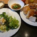 兵衛向陽閣 - 向陽閣の朝食