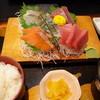 うおや - 料理写真:お刺身どっさり盛り定食