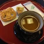 首里城 鎖之間 - 琉球王国伝統菓子とさんぴん茶のセット