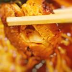 ラーメンいりき - 角煮は箸でほぐれます!