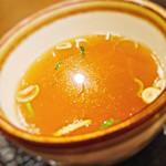 ラーメンいりき - スープアップ