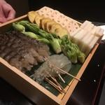 81986232 - 新鮮な素材が使われる天ぷら