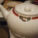 8199406 - お茶も美味しいです。