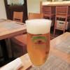 こだん - ドリンク写真:エーデルピルス グラス