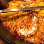 スペイン料理銀座エスペロ - #表面に着目する マルコゲビンボー!