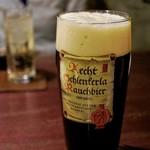 81997655 - シュレンケルラ  黒(燻製)ビール
