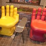 アンチェイン ダイナー - 手椅子
