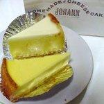 ヨハン - チーズケーキ(315円)