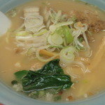 珍々ラーメン - 珍々ラーメン 大肉麺