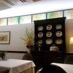 ル レストラン マロニエ - お皿に凝っている?