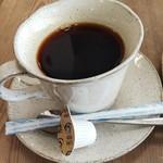 カフェ&レストランエポカ - モーニングのコーヒー(2018.3/上旬)