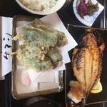 天ぷらたくみ -