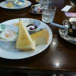 茶房 じんのび - 料理写真:
