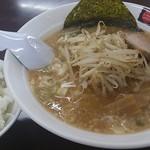 麺道蘭 二戸店 - とんこつラーメン みそ