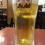 三代目 鳥メロ - 生ビールはスーパードライ199円