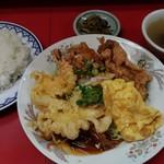 82009725 - 若水定食