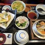 味の民芸 - 選べる「季節の釜飯御膳」