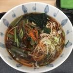 82010441 - 山菜そば(¥370)