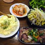 韓式食堂 居酒屋 安べえ - 料理写真: