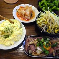韓式食堂 居酒屋 安べえ-