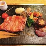 洋風屋シカレ - 料理写真: