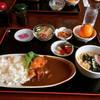 Suzuki - 料理写真:カツカレーセット  ¥800-