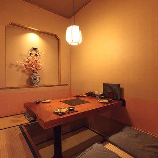 大小個室完備!個室でのご宴会も可能な和風居酒屋です♪