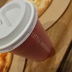 リトルマーメイド - ホットコーヒー