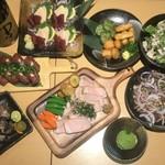 八郎酒場 - 九州薩摩コース