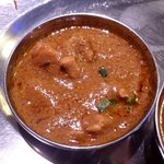 インドラ - チキンカレー