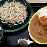 ゆで太郎 - 忘れたけど大分安かった、食べきれず残しました