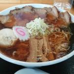金ちゃん - チャーシュー麺