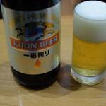 82020540 - 瓶ビール中瓶 500円