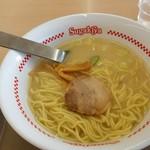 スガキヤ - 料理写真:ラーメン 320円
