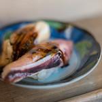 紀文寿司 - 鑓魷魚(やりいか)