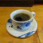 居食家 灯り - サービスのコーヒー