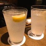 肉バル バーレイウィート - レモンサワー