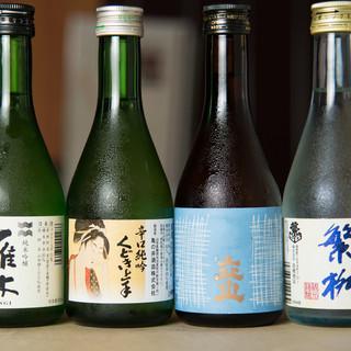 ◇日本酒・ビール・焼酎◇多彩なドリンクを豊富に取り揃え◎